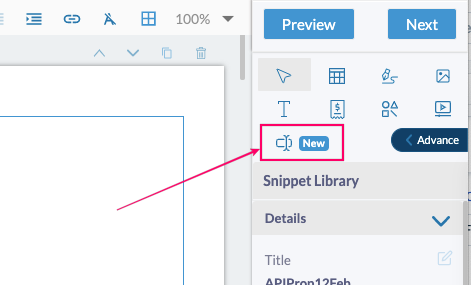 Input Field for Clients - Fresh Proposals Software Update - February 2021